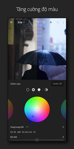 Adobe Lightroom MOD (Mở khóa tính năng)