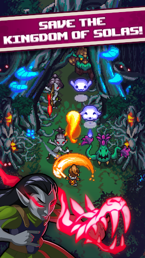 Dash Quest Heroes 1.5.21 screenshots 2