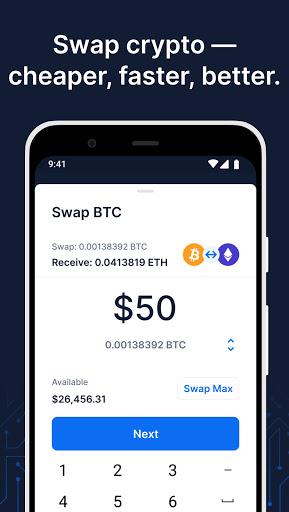Blockchain.com Wallet - Buy Bitcoin, ETH, & Crypto android2mod screenshots 4