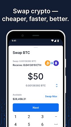 Blockchain.com Wallet - Buy Bitcoin, ETH, & Cryptoのおすすめ画像4
