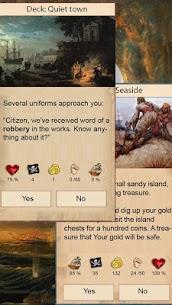 Captain's Choice: text quest 3