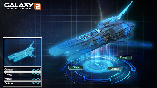 Galaxy Reavers 2 - Space RTS Battle 1.0.961 Screenshots 3