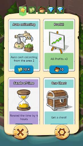 Forest Clicker - 2021 new game offline 1.4.6 screenshots 5