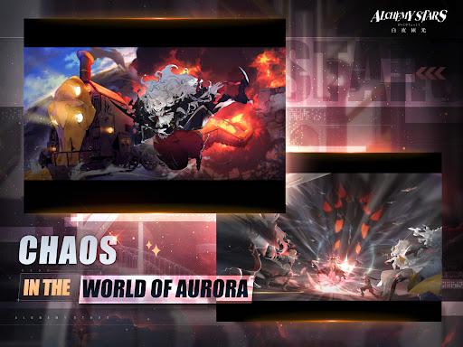 Alchemy Stars: Aurora Blast Apkfinish screenshots 9
