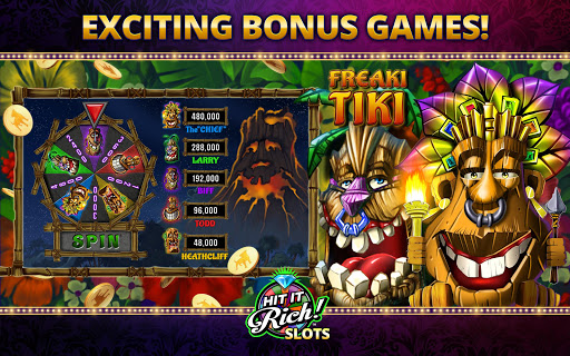 Hit it Rich! Lucky Vegas Casino Slot Machine Game 1.8.9617 screenshots 10