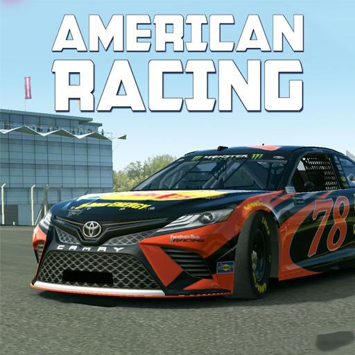Baixar Outlaws - American Stock Car Racing 3D para Android