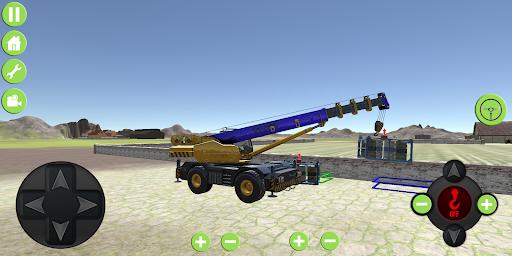 Heavy Excavator Jcb City Mission Simulator screenshot 6