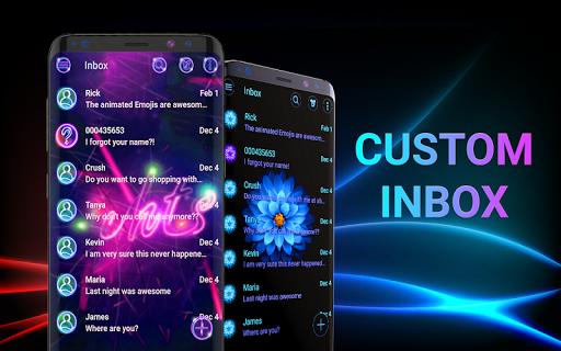 wa terbaru 2021 warna biru android2mod screenshots 1