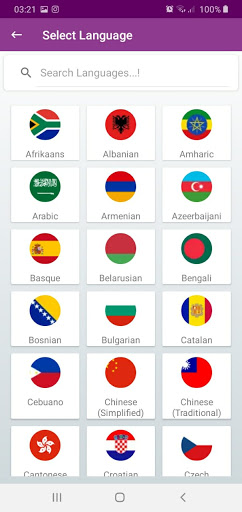 All Language Translator apktram screenshots 10