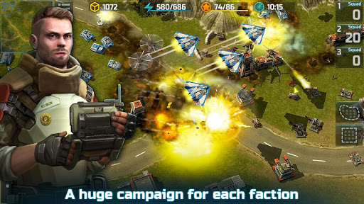 Art of War 3: PvP RTS modern warfare strategy game 1.0.88 screenshots 19