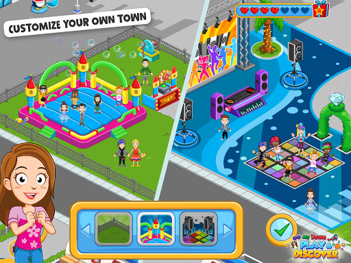 My Town : Play & Discover Pretend Play Kids Game  screenshots 7
