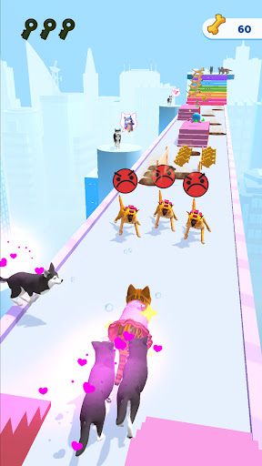 Cats run 3D apkdebit screenshots 3