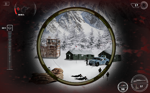 Mountain Sniper Shooting: 3D FPS 8.3.6 screenshots 16