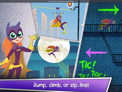 DC Super Hero Girls Blitz 1.4 Screenshots 10