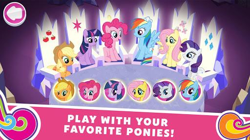 My Little Pony: Harmony Quest 1.9 screenshots 1