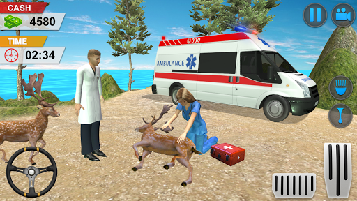 Emergency Ambulance Game - New Games 2020 Offline 1.1.14 screenshots 5