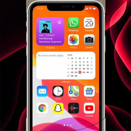 Trình khởi chạy iOS 14 v7.1.5 [Premium]