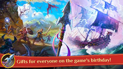 Warspear Online - Classic Pixel MMORPG (MMO, RPG) 9.4.0 screenshots 1