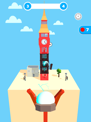 Slingshot Smash: Shooting Range android2mod screenshots 21