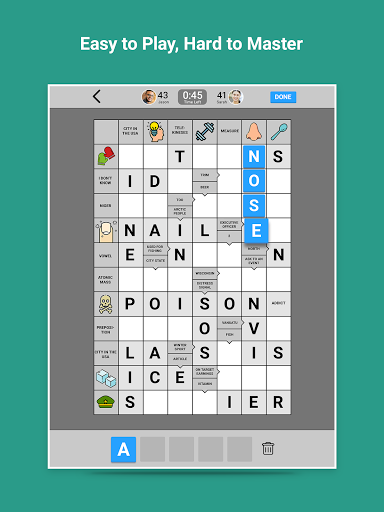 Pictawords - Crossword Puzzle apkslow screenshots 6