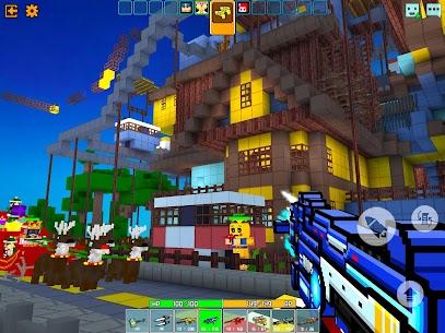 Cops N Robbers – 3D Pixel Craft Gun Shooting Games 10