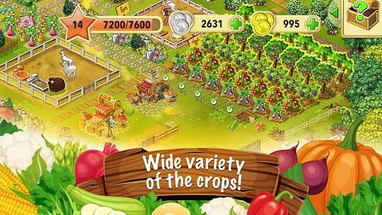 Jane's Farm: Farming Game – Build your Village 2
