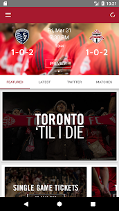 Toronto FC  Apps For Pc (Download In Windows 7/8/10 And Mac) 1
