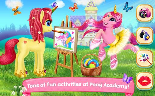 Pony Princess Academy screenshots 9