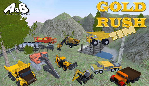 Gold Rush Sim - Klondike Yukon gold rush simulator  screenshots 1
