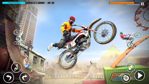 Bike Stunt 2 Bike Racing Game - Offline Games 2021 1.36.3 Screenshots 2
