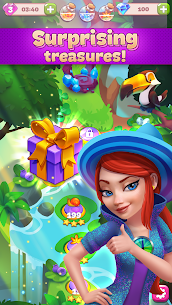 Charms of the Witch: Magic Mystery Match 3 Games Mod Apk v2.31.1 3