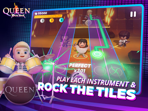 Queen: Rock Tour - The Official Rhythm Game 1.1.2 screenshots 11