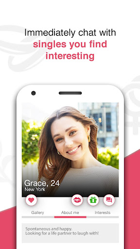 iDates - Chat, Flirt with Singles & Fall in Love android2mod screenshots 4