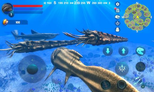 Dunkleeosteus Simulator apklade screenshots 2