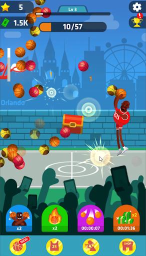 idle dunk masters screenshot 2