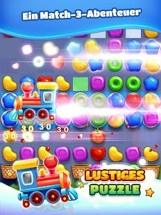 Lustiges Puzzle Screenshot