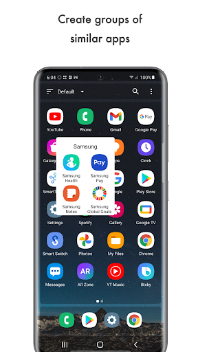 Mini Desktop (Launcher) apktram screenshots 3