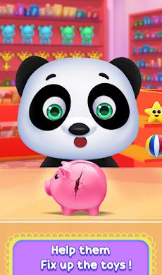 リトルパンダワールド:パンダデイケアゲームのおすすめ画像5