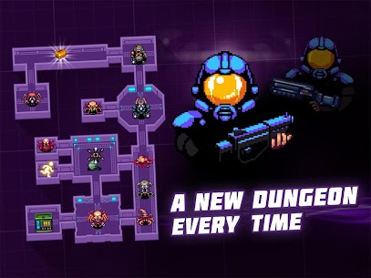 Dead Shell: Roguelike RPG Mod Apk 1.2.8571 (Unlimited Gold Coins/DNAs) 6