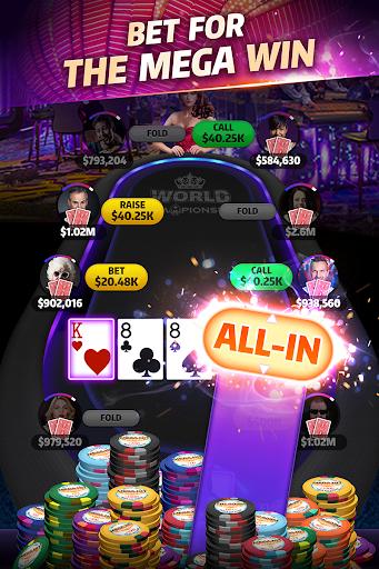 Mega Hit Poker: Texas Holdem screenshots 3