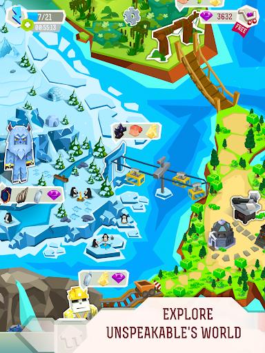 Chaseu0441raft - EPIC Running Game. Offline adventure.  screenshots 11