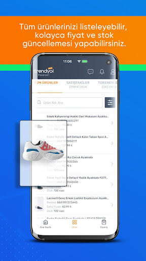 Trendyol Satu0131cu0131 Paneli 1.2.1 Screenshots 4