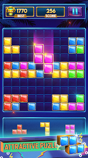 Block puzzle game: Jewel blast retro