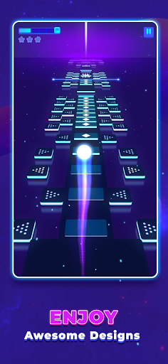 Jump Ball: Tiles and Beats 1.3.3 Screenshots 4