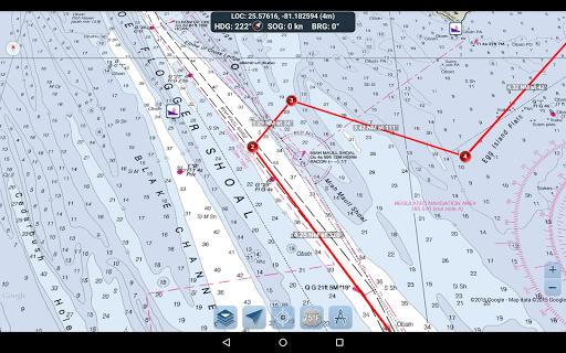 Marine Ways - Free Nautical Charts 1.24 Screenshots 13