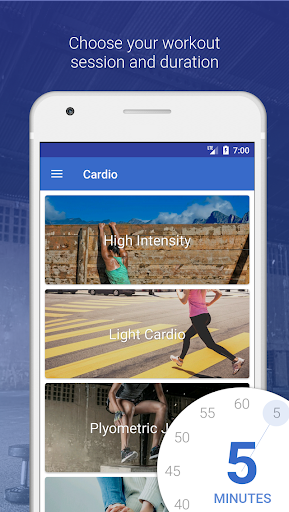 HIIT & Cardio Workout by Fitify 1.6.5 Screenshots 2