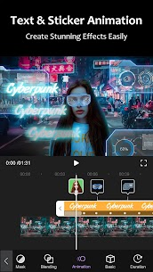 Motion Ninja – Pro Video Editor Mod Apk (Pro Features Unlocked) 1.1.0.1 2