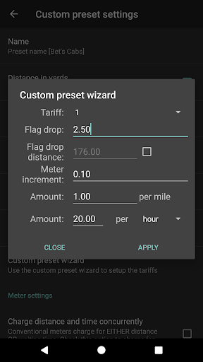 Taximeter  screenshots 7
