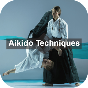 Learn Aikido Techniques Training Easy Step 6.0.3 by Seven Sport Squad logo