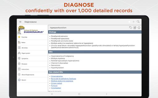 Diagnosaurus DDx 2.7.80 Screenshots 6